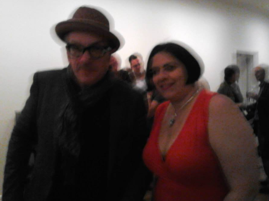 sylvie with elvis costello
